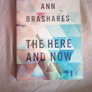 The Here And Now By Ann Brashares PB