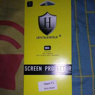 Screen Protector Anti Glare Oppo F1,