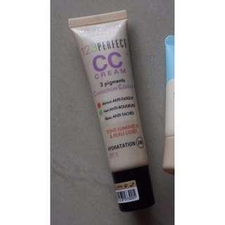 Bourjois CC Cream   32 Beige Clair   (PRELOVED) RP.75.000