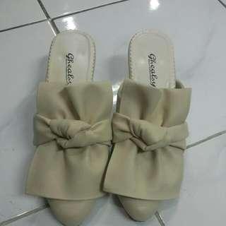 Sepatu Wedges Gheaby