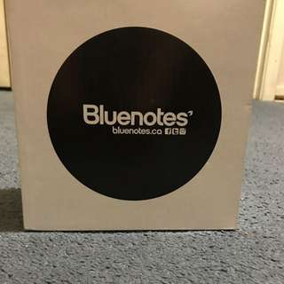 Blue notes Pink Headphones