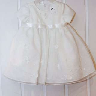 Baby Dress, Shoes and Headband Set