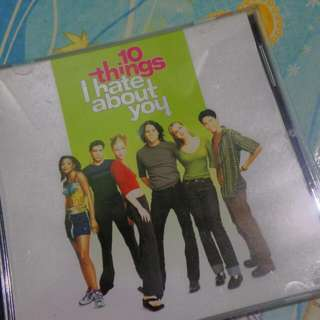 Original VCD: 10 Things I Hate About You