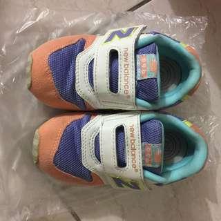 🔹二手New Balance小童鞋