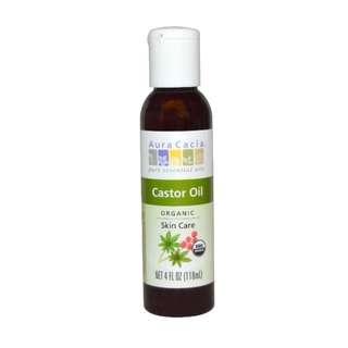 [BN] Organic Castor Oil by AURA CACIA (118ml)