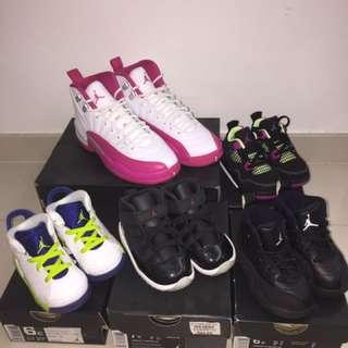 Jordan 鞋