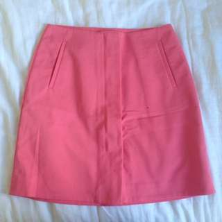 Pink Skirt - Size 10
