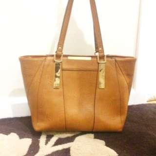 Large Brown Handbag