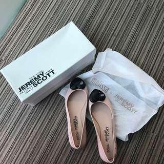 Melissa + Jeremy Scott Flat Shoes