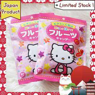 Hello Kitty Candy Japan Product
