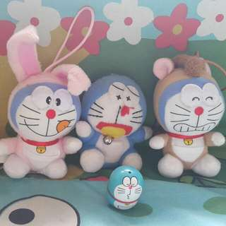 Doraemon Small Plushes