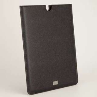 New Dolce and Gabbana Leather iPad Tablet Case Cover Sleeve rrp $299