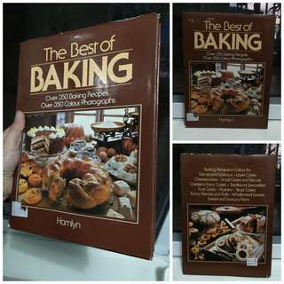 The Best of Baking Book
