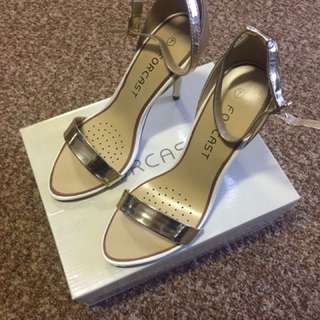 Forecast Gold Heels