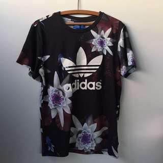 Adidas Flower Top