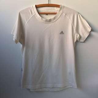 Adidas Sports Top White