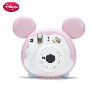 Tsum Tsum Instax Mini 8 Camera Mickey Head (Free Album+Sticker+Clip+Holder)