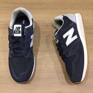 new balance U520 深藍 白 復刻 隱藏版經典 70經典代表 男女鞋 情侶鞋 全新 保證正品