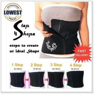 Japan 4 Step Slimming Belt / Bengkung