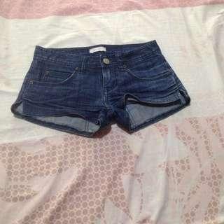 Jellybean Denim Shorts