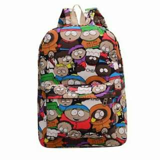 Tas Ransel Cartoon Backpack MURAH