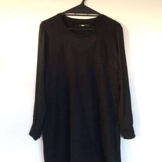RPM Black Dress