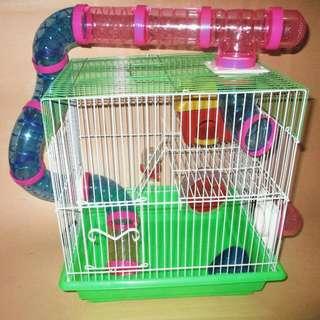 Kandang Hamster Sweet 09