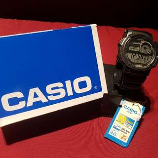 Authentic Casio Watch  ( Model: 3198 )