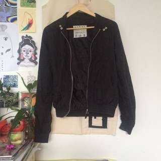 LIMITED EDITION GUESS BLACK JACKET