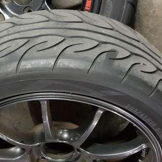 Yokohama Tyres Ad08 R1 205/45/16