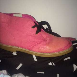 KINKI GERLINKI PINK SHOES