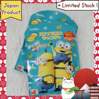 Minion Candy Japan Product