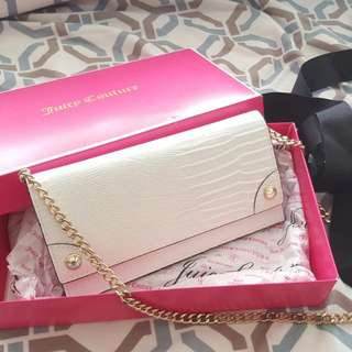 Juicy Couture Wallet On A Chain