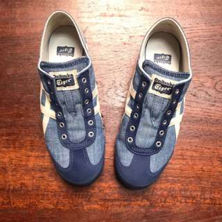 Onitsuka Tiger Mexico 66 Slip On Paraty Blue Jean