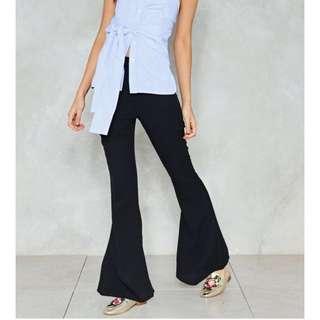 NastyGal Flare Pants