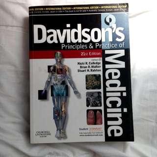 Davidson's Principle & Practice Of Medicine