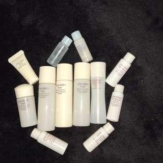 Shiseido Face Care Bundle