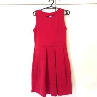 Red Penshoppe Dress