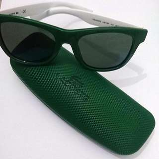 Authentic Lacoste Polarised Kid's Sunglasses
