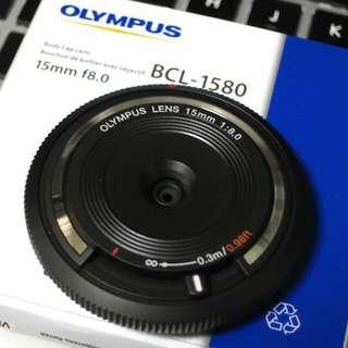 Olympus 15mm F8 Bodycap Lens
