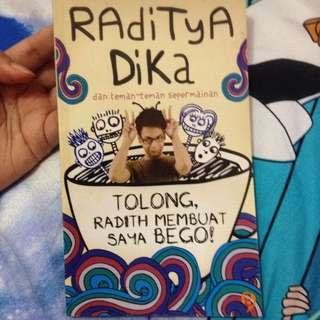 BY RADITYA DIKA