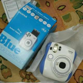 [FREE SHIPPING] Fujifilm Instax Bundle Mini 25 (Blue)