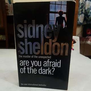 Are You Afraid Of The Dark By Sidney Sheldon