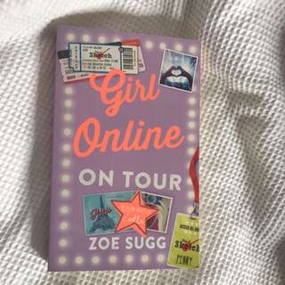 Girl Online - On Tour By Zoe Sugg