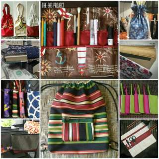 The Bag Project Gift Ideas/giveaways/personal use Products