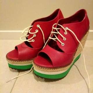 Red Pulp Heels