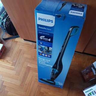 Philips aqua vaccum and mop