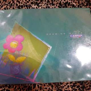 Sketch Pad >p150 for 2items <