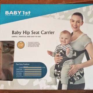 Baby 1st Hip Seat Carrier (SC-111)