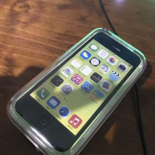 IPHONE 5C 16GB Green